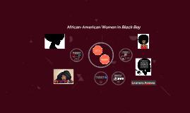African-American in Black-Boy