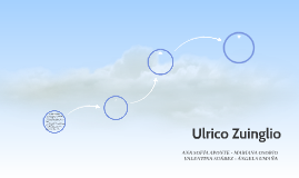 Copy of Ulrico Zuinglio
