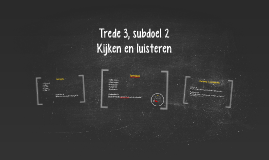 Copy of Trede 3, subdoel 1