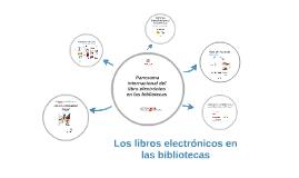 Panorama internacional del libro electrónico en lasbibliot