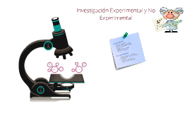 Copy of Investigación Experimental y No Experimental