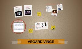 VEGARD VINGE