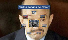 Carlos salinas de Gotari