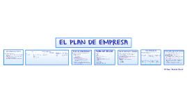EL PLAN DE EMPRESA