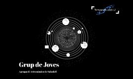 Grup de Joves 2016/17