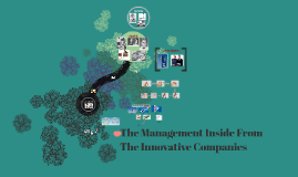The Management Inside From The Innovatives Companies
