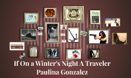 If On a Winter's Night Traveler