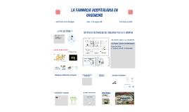 La FARMACIA HOSPITALARIA en URGENCIAS