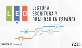 LEO - Centro de recursos de Lectura, Escritura y Oralidad en