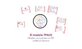 El modelo TPACK con Ejemplo