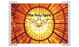20 REL 103 - The Doctrine of the Holy Spirit