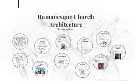 Romanesque Church Architecture
