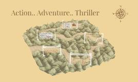 Copy of Action/ Adventure Thriller