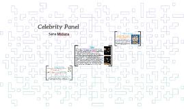 Celebrity Panel