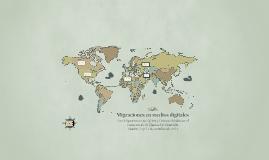 Las Migraciones en África y Oriente Medio en el contexto de