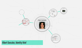 Identity theft: Albert Gonzalez, Identity thieve