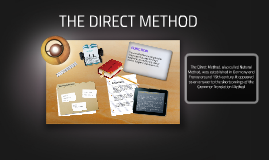 DIRECT METHOD