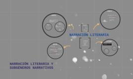 NARRACIÓN LITERARIA
