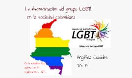 Homofobia de la sociedad colombiana