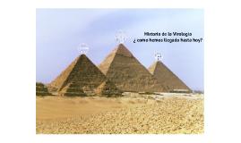 2012-Intro. Biol. II Clase 2: Historia de la Virología