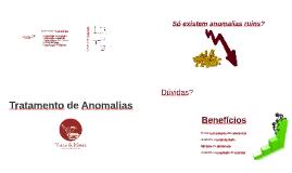 Relatório de Anomalia