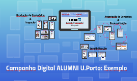 Campanha Digital ALUMNI U.Porto: Exemplo