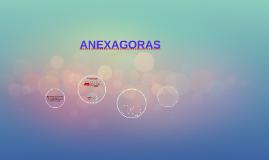 ANEXAGORAS