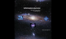 Copy of Informationssysteme - Uni Fribourg