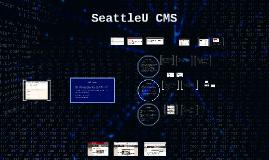 SeattleU CMS