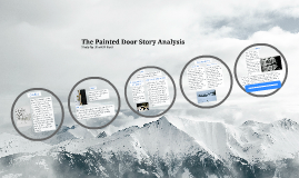 The Painted Door Story Analysis Project