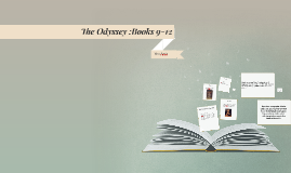 The Odyssey :Books 9-12