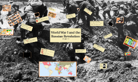Chapter 27 - World War I and the Russian Revolution