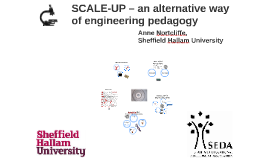 SCALE-UP – an alternative way of engineering pedagogy