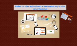 Copy of Copy of Redes sociales para comunicadores