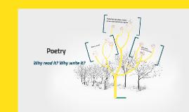 Jr CW Poetry