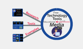 Using Free Technology Tools to Create Educational Media