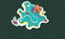 Treasure Island Story Map