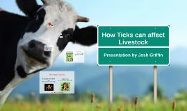 How Ticks can affect Livestock