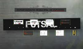 DEPARTAMENTO  MUNICIPAL  DE ESPORTES
