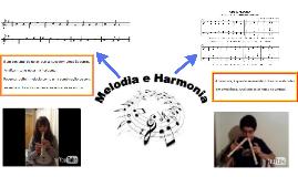 Melodia e Harmonia