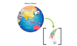 Where is Taiwan?