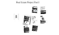 Real Esate Project Part I