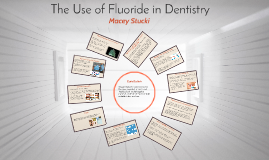 The Use of Fluoride in Dentistry
