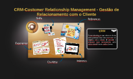 CRM-Customer Relationship Management - Gestão de Relacioname