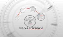 THE CAR EXPERIENCE