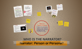 Author: Person or Persona?