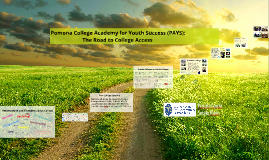 Pomona College Academy for Youth Success (PAYS):