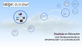 Copy of POSTÍTULO EN EDUCACIÓN