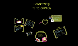 Censorship in Television