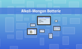 Alkali-Mangan Batterie